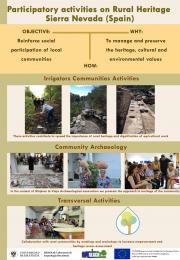 PARTICIPATORY ACTIVITIES ON RURAL HERITAGE (SIERRA NEVADA, SPAIN)