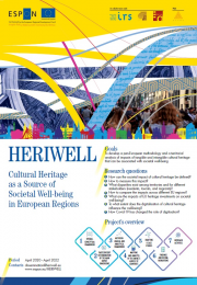 Cultural Heritage as a Source of Societal Well-being in European Regions