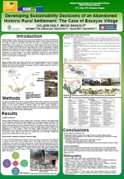 Developing Sustainability Decisions of an Abandoned Historic Rural Settlement: The Case of Basayas Village