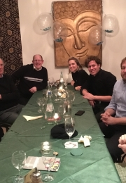 REACH consortium dinner