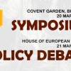 Registration Symposium and Policy debate