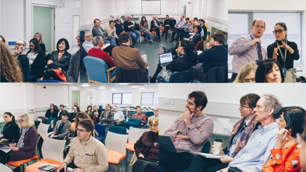 """PARTICIPATORY APPROACHES FOR CREATIVITY AND ENTREPRENEURSHIP"" WORKSHOP, COVENTRY 12 MARCH 2019"